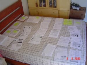 Documentos abertura do processo