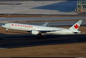 Air Canada 77W